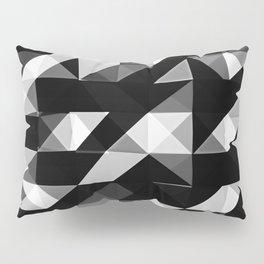 Triangular Deconstructionism v2.0 Pillow Sham