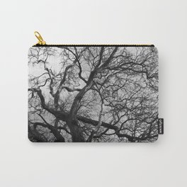 Old oak tree. Moscow district. Carry-All Pouch
