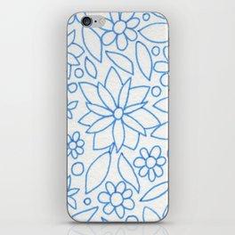 Flower Bonanza iPhone Skin