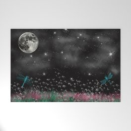 Night Critters Welcome Mat