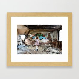 Noose Framed Art Print