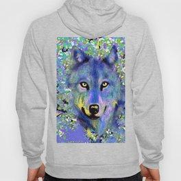 WOLF IN THE GARDEN Hoody