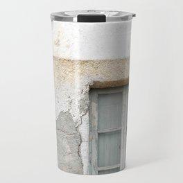 Grunge Window Travel Mug