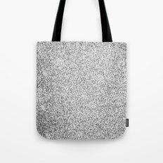 Metallic (Silver) Tote Bag