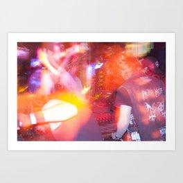 RAVN Art Print