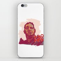 mad max iPhone & iPod Skins featuring Mad Max by Andy Christofi