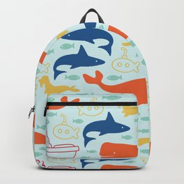 Under the Sea Adventures Backpack