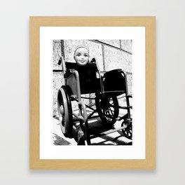 90/10 Framed Art Print