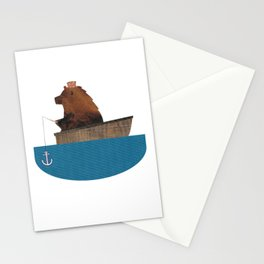 Fishing Trip Stationery Cards
