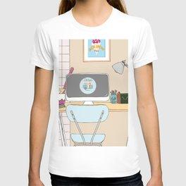 workplace T-shirt