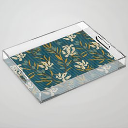 KALI OLIVE Acrylic Tray