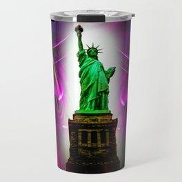 Statue of Liberty  New York Travel Mug