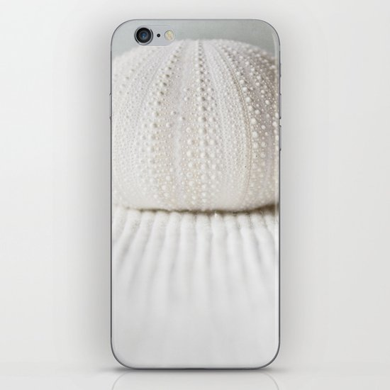 sea urchin iPhone & iPod Skin
