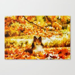 Incondicional Canvas Print