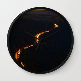 Mount Ousley Wall Clock