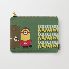 Sheldon Cooper Minion Carry-All Pouch