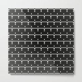 BABYBABYFOOT / pattern pattern Metal Print