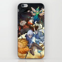 Rise of the Guardians iPhone Skin