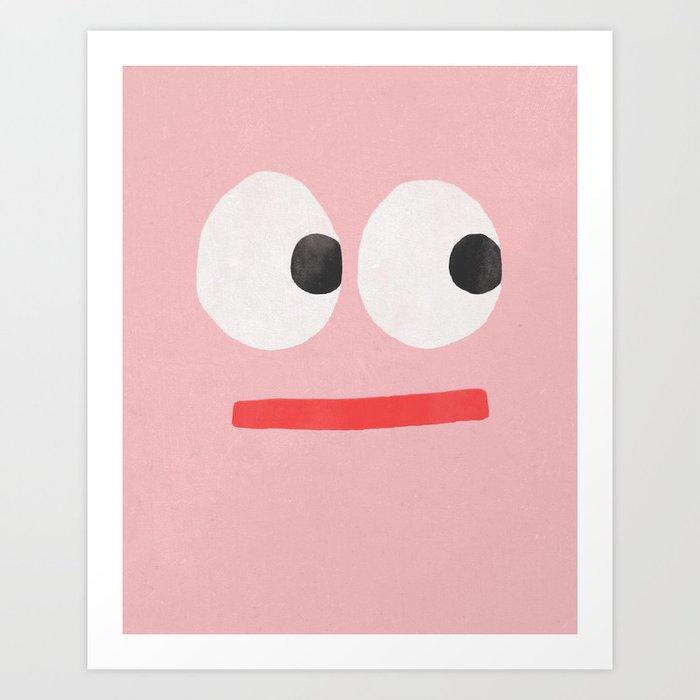 Face Kunstdrucke