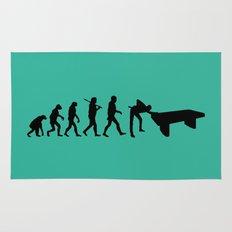 Evolution snooker Rug