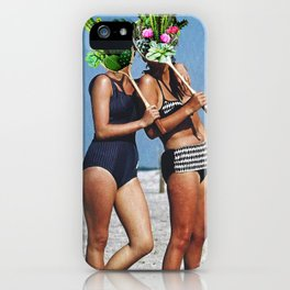If we took a holiday iPhone Case