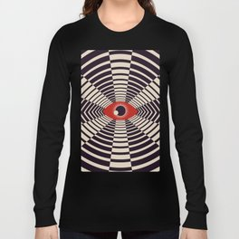 The All Gawking Eye Long Sleeve T-shirt