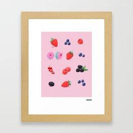 Katy Berry Framed Art Print