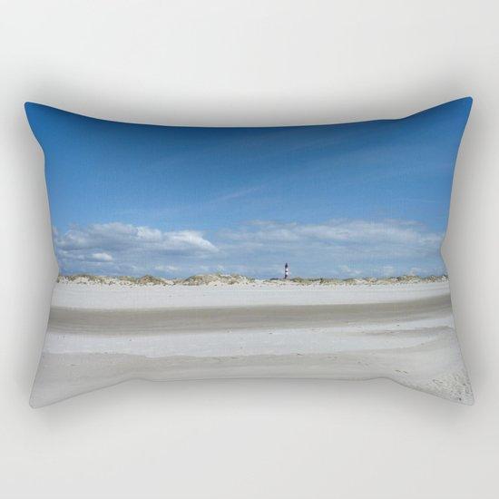 lighthouse miniature Rectangular Pillow
