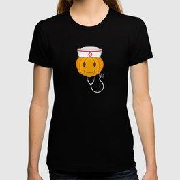 School Hospital Nurse Nurses Halloween Party Costume T-shirt
