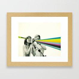 Back to Basics Framed Art Print