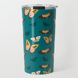 Butterfly Swarm Travel Mug