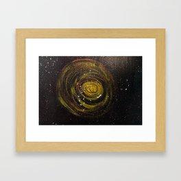 My Galaxy (Mural, No. 10) Framed Art Print