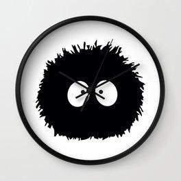 Soot Ball - Susuwatari Wall Clock