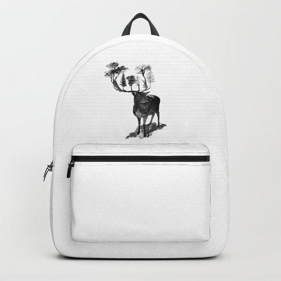 The Black Forest Deer Backpack