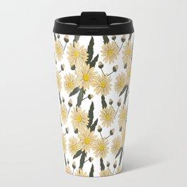 Spring Floral Print XIII Travel Mug