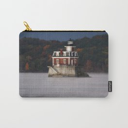 Hudson River Lighthouse Carry-All Pouch