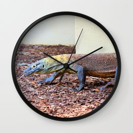 Living Dragon Wall Clock