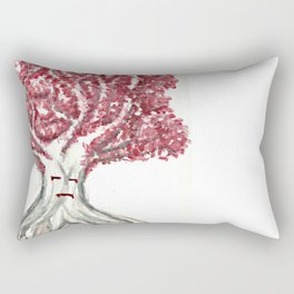 Heart Tree Rectangular Pillow