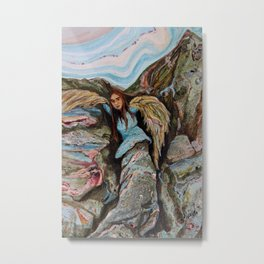 Earth Angel Metal Print