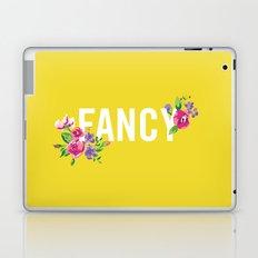 Fancy Yellow Laptop & iPad Skin