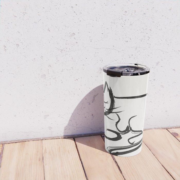 Cat II Travel Mug