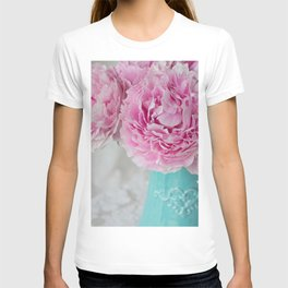 Peony Afternoon 3 T-shirt