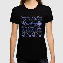 Reading Gigi T-shirt