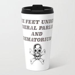 SIX FEET UNDER Travel Mug