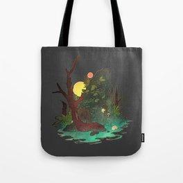 Headless Hunter Tote Bag