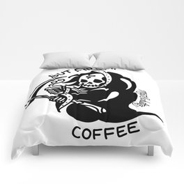 But First... Coffee Comforters
