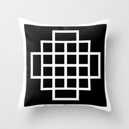 Chakana Throw Pillow