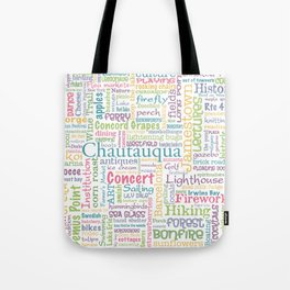 Chautauqua Summer Dream Tote Bag