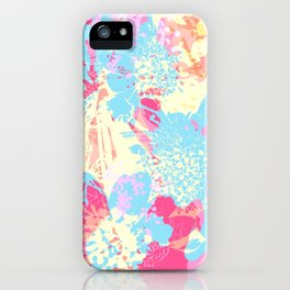 floral 005. iPhone Case
