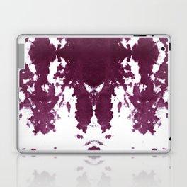 Velvet Kumo Shibori Plum Laptop & iPad Skin